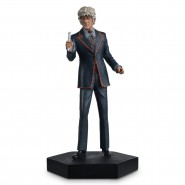 DOCTOR WHO Num. 47 Figure Third Doctor Green Death 10cm 1/21 Model DieCast EAGLEMOSS