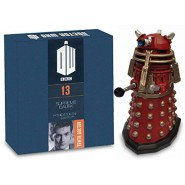 DOCTOR WHO Num. 13 Figure Tenth Doctor Supreme Dalek Stolen Earth 8cm 1/21 Model DieCast EAGLEMOSS