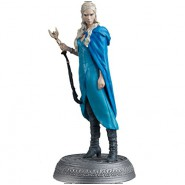 GAME OF THRONES Figure Statue 9cm DAENERYS TARGARYEN Queen Of Meereen Original Eaglemoss HBO