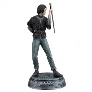 GAME OF THRONES Figure Statue 9cm ARYA STARK Original Eaglemoss HBO