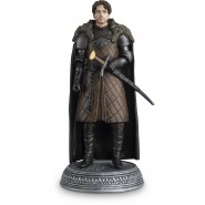 GAME OF THRONES Figure Statue 8cm ROBB STARK King in the North Original Eaglemoss HBO