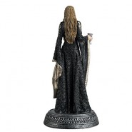 GAME OF THRONES Figure Statue 8cm CERSEI LANNISTER in Mourning Original Eaglemoss HBO