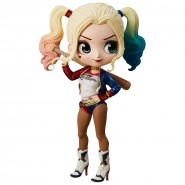 Figure Statue 14cm HARLEY QUINN Banpresto QPOSKET Normal Version A