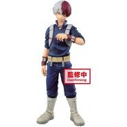 SHOTO Standing Figure Statue MY HERO ACADEMY 18cm Original BANPRESTO Figure Age Of Heroes Vol.4 Japan