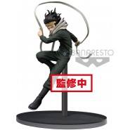 SHOTA Aizawa Figure Statue MY HERO ACADEMY 18cm Original BANPRESTO Figure The Amazing Heroes Vol.6 Japan