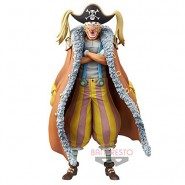ONE PIECE Figure Statue Clown BUGGY STAMPEDE 16cm DXF Grandline Men Vol. 6 Original BANPRESTO