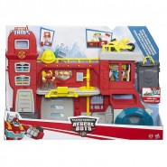 Robot Model Firehouse Headquarters TRANSFORMERS RESCUE BOTS HASBRO B5210 Playskool Heroes