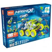 MAGNETEX Playset MAG-EXPLORERS Roboter 5 in 1 Mega Costrux 138 pieces