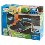 Little Track BLUE MOUNTAIN QUARRY SET Train THOMAS AND FRIENDS Fisher Price FJP82