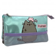 PUSHEEN Trousse PENCIL CASE School 23x11cm Original Purrfect Jugavi