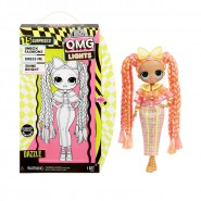 Figure Doll DAZZLE Serie LIGHTS Phosphorescent O.M.G. Fashion ORIGINAL L.O.L. Surprise MGA LOL OMG