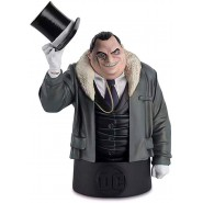 Bust PENGUIN Model DieCast Figure 12cm 1/16 Num. 20 BATMAN UNIVERSE Collector's BUSTS EAGLEMOSS