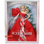BARBIE Signature 2019 HOLIDAY Barbie  MATTEL Original FXF03