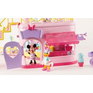 BOX DAMAGED - DISNEY Playset MINNIE's MAGIC RESTAURANT Original MICKEY MOUSE