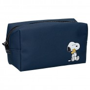 Make-Up Bag Trousse SNOOPY AND WOODSTOCK 18x10x7cm ORIGINAL Peanuts