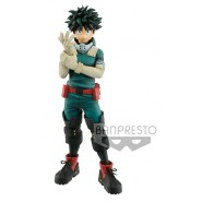 DEKU MIDORIYA Age Of Heroes FIGURE Statue 20cm from MY HERO ACADEMY Original BANPRESTO