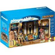 Playset EGYPTIAN TOMB Original PLAYMOBIL 9311 History