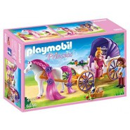 Playset PRINCESS HORSE CARRIAGE Original PLAYMOBIL Princess 6856