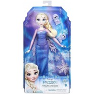 FROZEN Figure Doll ELSA NORTHERN LIGHTS 30cm Original HASBRO B9201