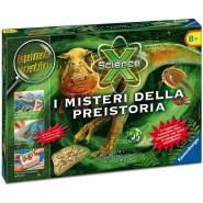 Playset Science X Secrets of Prehistoric Original RAVENSBURGER 18894