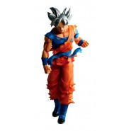 Figure Statue BIG 25cm SON GOKU SS GOD ULTRA INSTINCT ICHIBANSHO MASTERLISE Super Dragon Ball Heroes Banpresto
