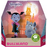 VAMPIRINA Box 2 Figures 9cm VAMPIRINA and GREGORIA Original BULLYLAND