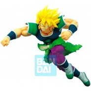 Figure Statue 20cm BROLY Super Saiyan Z-BATTLE Banpresto
