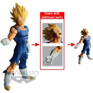 Figure Statue BIG 25cm MAJIN VEGETA SUPER LEGEND Emoving MASTERLISE Banpresto