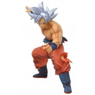 Figure Statue 20cm THE SON GOKOU I MAXIMATIC Banpresto Dragon Ball Super Bandai