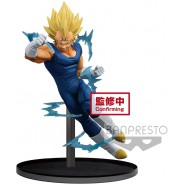 DRAGONBALL Figure Statue 15cm MAJIN VEGETA DOKKAN BATTLE COLLAB Original BANDAI Banpresto