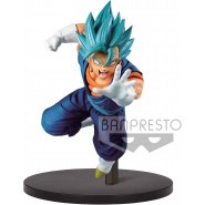 DRAGONBALL SUPER Figure Statue 15cm VEGETTO SSGSS God Banpresto Japan Chosenshiretsuden