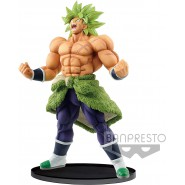 Special BROLY Figure 20cm DRAGON BALL Super BWFC Colosseum 2 Original BANPRESTO