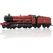 TRAIN HOGWARTS Express Model 19cm Platform 9 3/4 Scale 1/100 Original CORGI CC99724