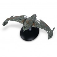 STAR TREK Into Darkness KLINGON D4 BIRD-OF-PREY Space Ship Special 20cm Model DieCast EAGLEMOSS