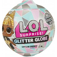 L.O.L. SURPRISE Sphere Ball GLITTER GLOBE WINTER DISCO Official ORIGINAL LOL