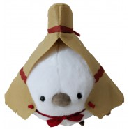 Rare PLUSH Soft Toy 40cm Yukinko Snowflake Big Brown Hat  from FINAL FANTASY 14 Original SQUARE ENIX Japan Dog