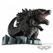 GODZILLA Normal Version Figura 11cm DEFORMATION KING 2019 Original Monsterverse Bandai From Godzilla 2