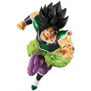 DRAGON BALL Figure Statue 12cm BROLY Rage Mode STYLING Original BANDAI Japan Dragonball