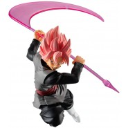 DRAGON BALL Figure Statue 10cm Super Saiyan Rosè GOKU BLACK STYLING Original BANDAI Japan Dragonball