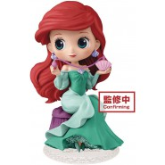 Figure Statue 12cm ARIEL Perfumagic Violet Chair QPOSKET Banpresto DISNEY Version A