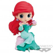 Figure Statue 12cm ARIEL Perfumagic Pink Chair QPOSKET Banpresto DISNEY Version B