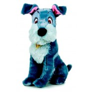 Plush 30cm Dog Tramp From Lady and The Tramp Origianl DISNEY Animal Friends OFFICIAL Hologram  Play By Play