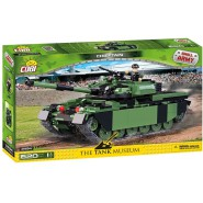 Playset TANK Chieftain Constructions COBI 2494 Building Blocks 620 pieces The Tank Museum