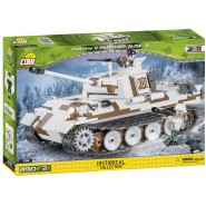 Playset TANK PANTHER AUSF. A Constructions COBI 2511 Building Blocks 490 pieces
