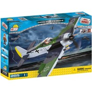 Playset AIRPLANE Plane FOCKE-WULF FW-190A-8 26cm Constructions COBI 5535 Building Blocks 285 pieces