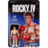 ROCKY BALBOA IV Figure Action 10cm SUPER7 ReAction