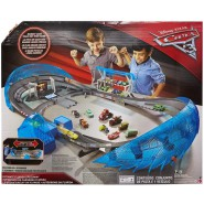 Giant Playset ULTIMATE FLORIDA SPEEDWAY Track Disney MATTEL FCW02
