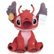 TALKING PLUSH Soft Toy LEROY Red Enemy from LILO and STITCH Original DISNEY official