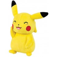 Pokemon Original Plush PIKACHU Medium Size 25cm Soft Toy OFFICIAL Tomy