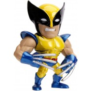 WOLVERINE X-Men Figura 10m METAL Original JADA Metalfigs Marvel Collection DieCast